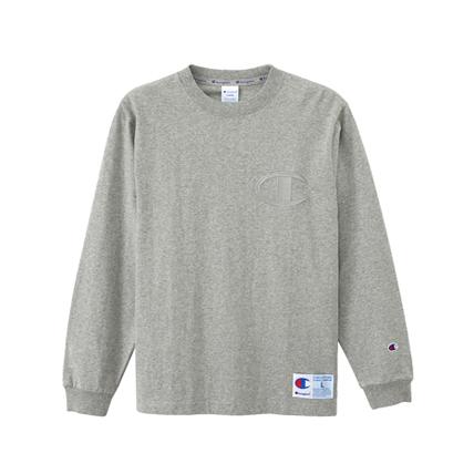 ロングスリーブTシャツ 19FW アクションスタイル チャンピオン(C3-L422)
