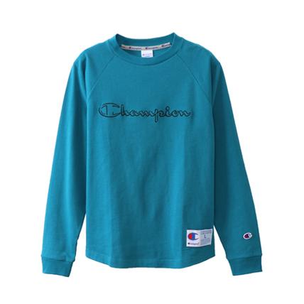 ロングスリーブTシャツ 18FW アクションスタイル チャンピオン(C3-L424)