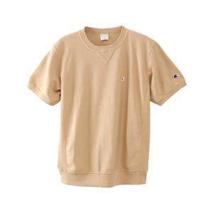 リバースウィーブハーフスリーブクルーネックスウェットシャツ(10oz) 18SS リバースウィーブ チャンピオン(C3-M002)