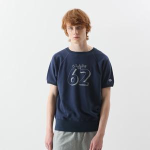 ラグランショートスリーブスウェットシャツ 18SS 【春夏新作】ロチェスター チャンピオン(C3-M008)
