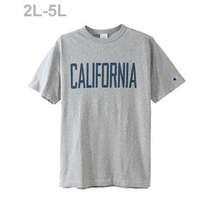 大きいサイズ Tシャツ 18SS 【春夏新作】キャンパス チャンピオン(C3-M327L)