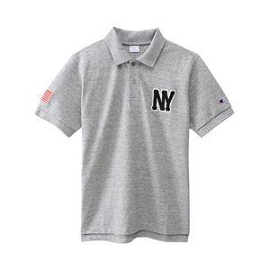 ポロシャツ 18SS 【春夏新作】キャンパス チャンピオン(C3-M338)