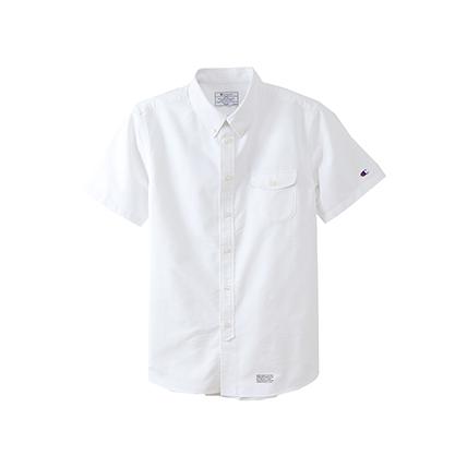 ショートスリーブボタンダウンシャツ 18SS 【春夏新作】キャンパス チャンピオン(C3-M341)
