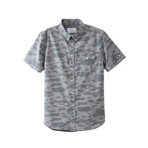 ショートスリーブボタンダウンシャツ 18SS キャンパス チャンピオン(C3-M343)
