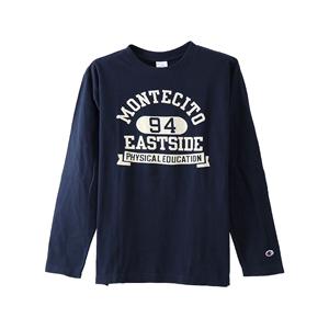 ロングスリーブTシャツ 18SS キャンパス チャンピオン(C3-M406)