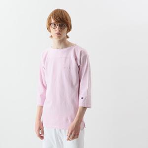 3/4スリーブ【7分袖】フットボールTシャツ 18SS 【春夏新作】キャンパス チャンピオン(C3-M408)