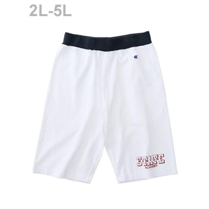 大きいサイズ ショートパンツ 18SS 【春夏新作】キャンパス チャンピオン(C3-M511L)
