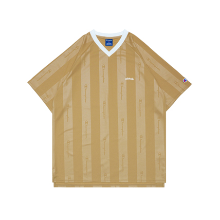Champion x ballaholic COOL V-Neck Tee
