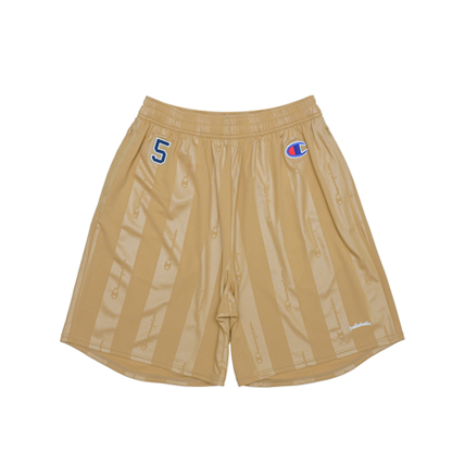 Champion x ballaholic Zip Shorts