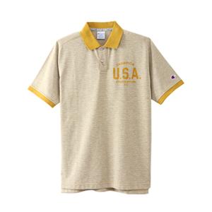 ポロシャツ 18SS GOLF チャンピオン(C3-MS304)