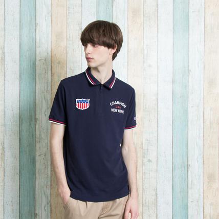 ポロシャツ 18SS GOLF チャンピオン(C3-MS305)