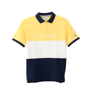 ポロシャツ 18SS GOLF チャンピオン(C3-MS312)