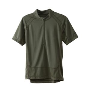 ハーフジップTシャツ 18SS CPFU チャンピオン(C3-MS322)