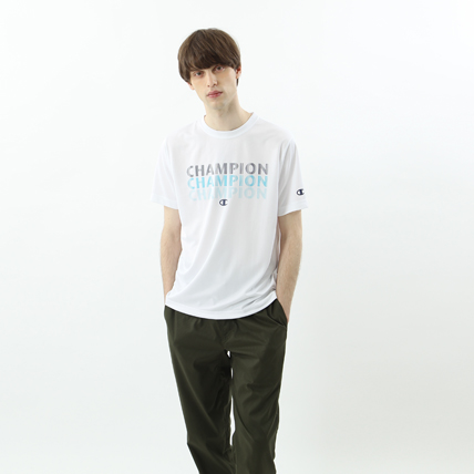 C ODORLESS Tシャツ 18SS 【春夏新作】TRAINING チャンピオン(C3-MS329)