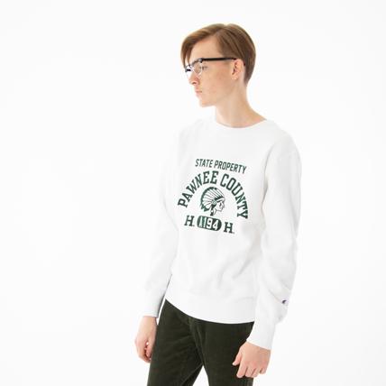 リバースウィーブ(青タグ)クルーネックスウェットシャツ(11.5oz) 18FW 【秋冬新作】リバースウィーブ チャンピオン(C3-N004)