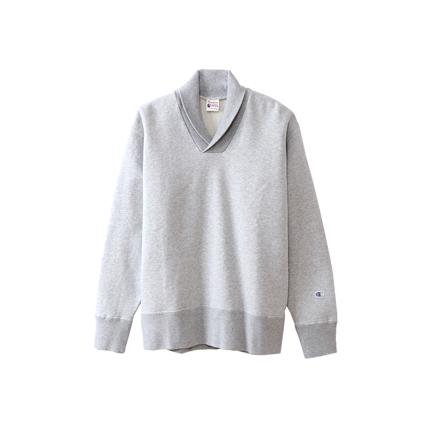 ショールカラースウェットシャツ 18FW 【秋冬新作】ロチェスター チャンピオン(C3-N011)