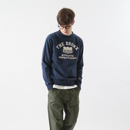 クルーネックスウェットシャツ 18FW 【秋冬新作】キャンパス チャンピオン(C3-N013)