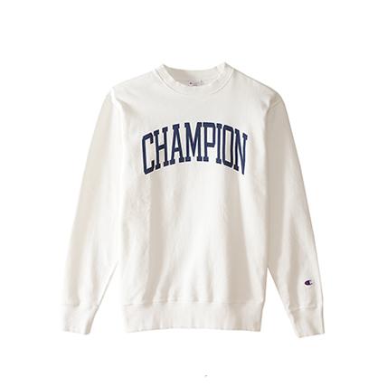 クルーネックスウェットシャツ 18FW キャンパス チャンピオン(C3-N015)