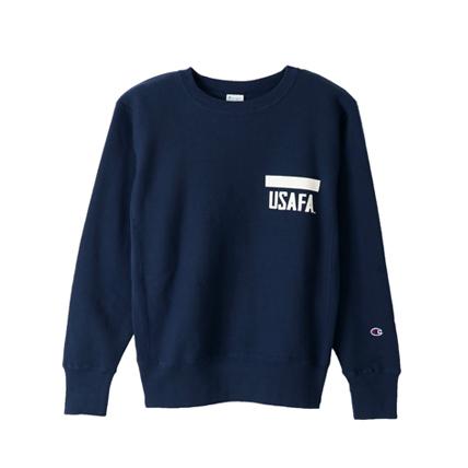 リバースウィーブ(青タグ)クルーネックスウェットシャツ(11.5oz) 18FW リバースウィーブ チャンピオン(C3-N024)