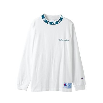 ロングスリーブTシャツ 18FW 【秋冬新作】アクションスタイル チャンピオン(C3-N421)