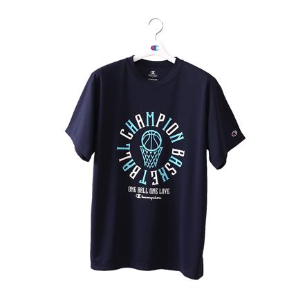 プラクティスTシャツ 18FW 【秋冬新作】E-MOTION チャンピオン(C3-NB320)