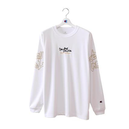 プラクティスロングスリーブTシャツ 18FW 【秋冬新作】E-MOTION チャンピオン(C3-NB410)