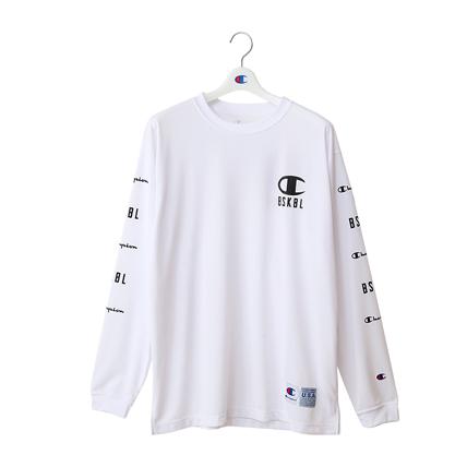 DRYSAVER ロングスリーブTシャツ 18FW CAGERS チャンピオン(C3-NB441)