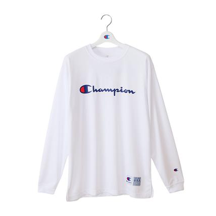 DRYSAVER ロングスリーブTシャツ 18FW CAGERS チャンピオン(C3-NB450)