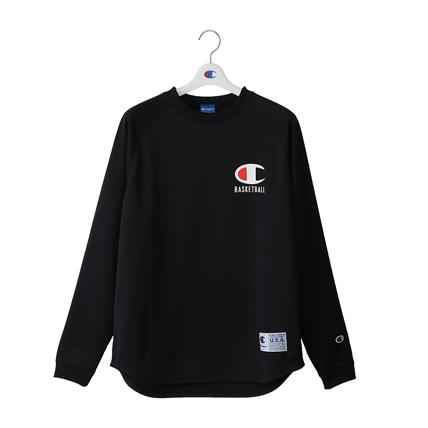 THERMAL GRID ロングスリーブTシャツ 18FW 【秋冬新作】CAGERS チャンピオン(C3-NB451)