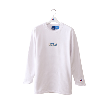 プラクティスロングスリーブTシャツ 18FW UCLA チャンピオン(C3-NB467)