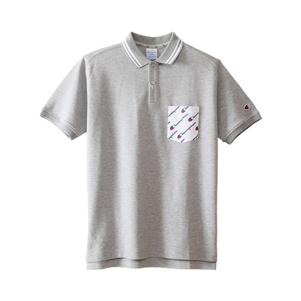 ポロシャツ 18FW 【秋冬新作】GOLF チャンピオン(C3-NS301)