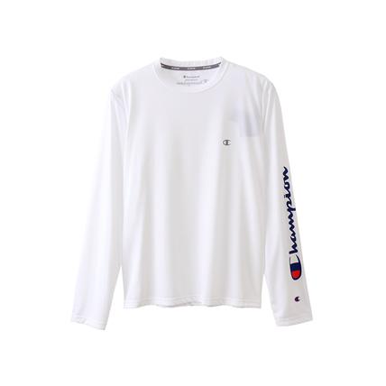 ロングスリーブTシャツ 18FW 【秋冬新作】TRAINING チャンピオン(C3-NS420)