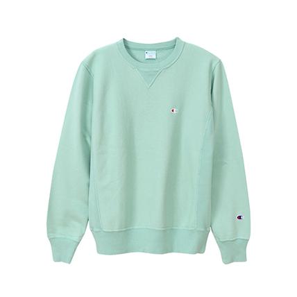 リバースウィーブ クルーネックスウェットシャツ(10oz) 19SS【春夏新作】リバースウィーブ チャンピオン(C3-P001)