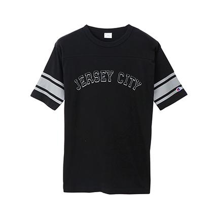 ショートスリーブフットボールTシャツ 19SS キャンパス チャンピオン(C3-P338)