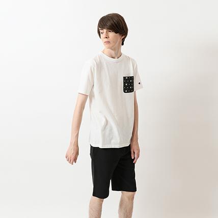 ポケットTシャツ 19SS【春夏新作】キャンパス チャンピオン(C3-P352)