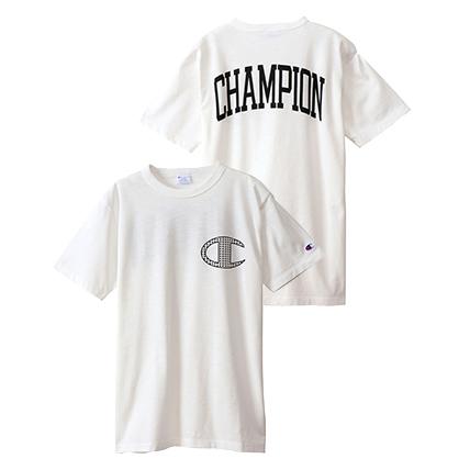 Tシャツ 19SS【春夏新作】キャンパス チャンピオン(C3-P353)