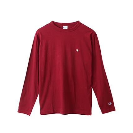 ロングスリーブTシャツ 19FW ベーシック チャンピオン(C3-P401)
