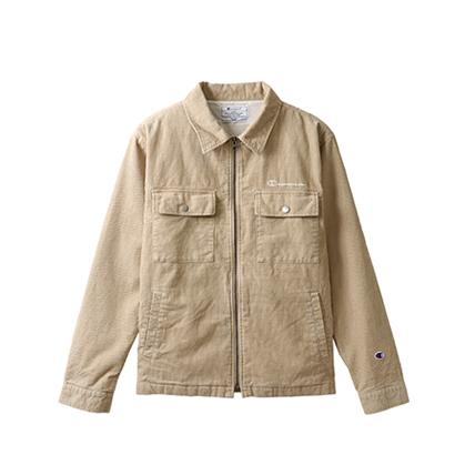 コーデュロイジップジャケット 19SS【春夏新作】キャンパス チャンピオン(C3-P607)