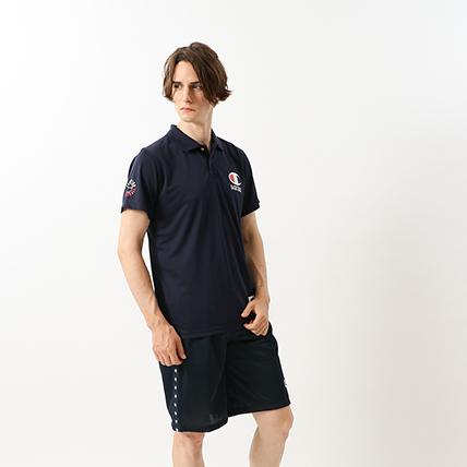 DRYSAVER ポロシャツ 19SS【春夏新作】CAGERS チャンピオン(C3-PB358)