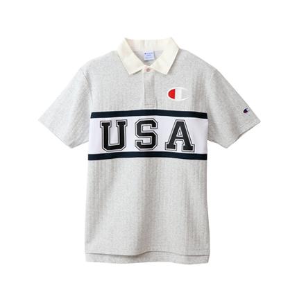 ポロシャツ 19SS【春夏新作】GOLF チャンピオン(C3-PG302)