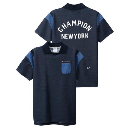 【ゴルフマーカープレゼント対象】ポロシャツ 19SS GOLF チャンピオン(C3-PG305)