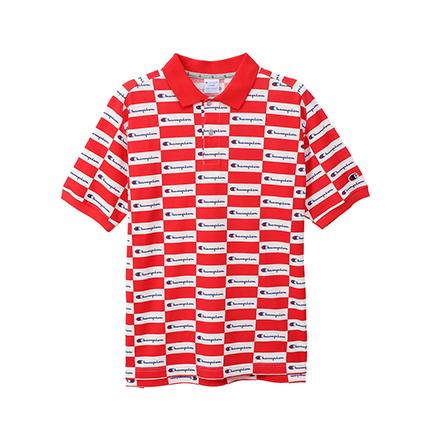 【ゴルフマーカープレゼント対象】ポロシャツ 19SS【春夏新作】GOLF チャンピオン(C3-PG317)