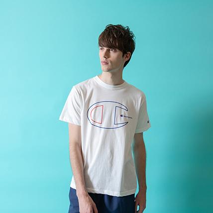Tシャツ 19SS【春夏新作】TRAINING チャンピオン(C3-PS325)