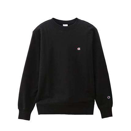 クルーネックスウェットシャツ 19FW 【秋冬新作】ベーシック チャンピオン(C3-Q001)