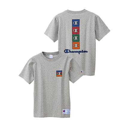 Tシャツ 19FW 【秋冬新作】アクションスタイル チャンピオン(C3-Q302)