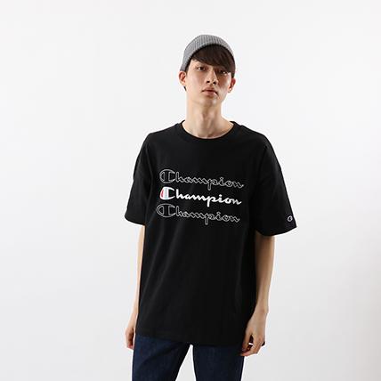 ユニセックス Tシャツ 19FW 【秋冬新作】キャンパス チャンピオン(C3-Q310)
