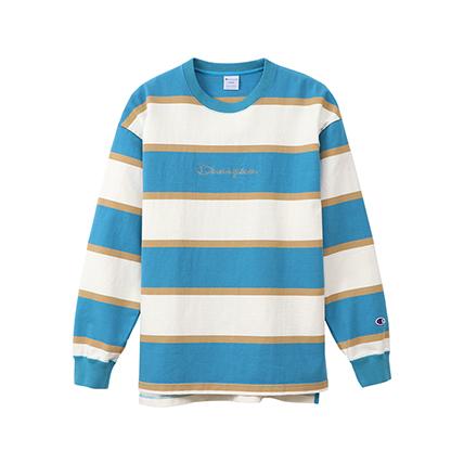 ロングスリーブTシャツ 19FW 【秋冬新作】アクションスタイル チャンピオン(C3-Q410)