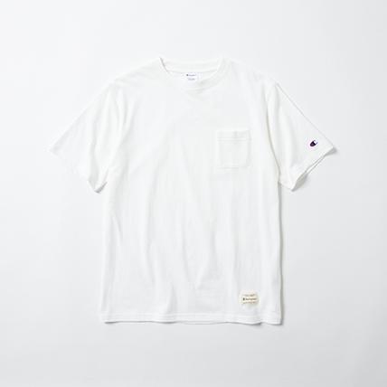 IVY ポケットTシャツ 18SS スタンダード チャンピオン(C8-H302)