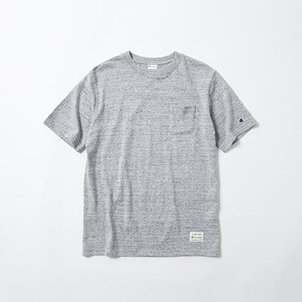 IVY ポケットTシャツ 18FW スタンダード チャンピオン(C8-H302)