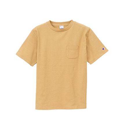 インレイポケットTシャツ 19SS スタンダード チャンピオン(C8-K306)